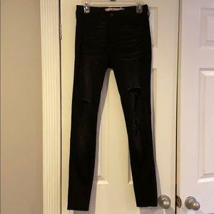 Hollister Jeans - high waist skinny